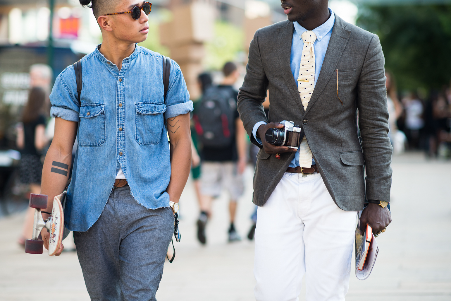 New York Fashion Week Spring 2015 Street Style Nyfw Spring 2015 Models Street Style 66