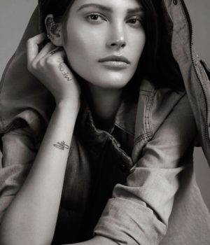 Catherine McNeil By Christian MacDonald For Models.com