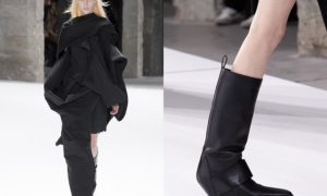 Rick Owens Spring 2017 Ready-to-Wear Collection