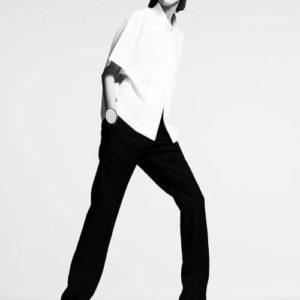 Valery Kaufmann By Alessio Boni For Interview Magazine March 2014