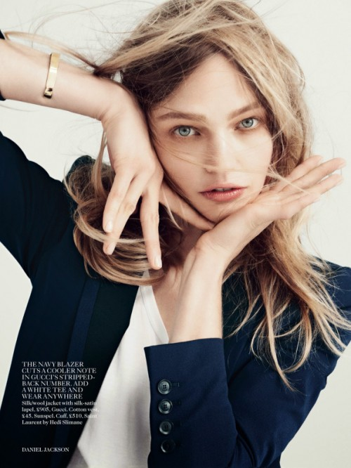 sasha pivovarova by daniel jackson for uk vogue july 2014 (3)