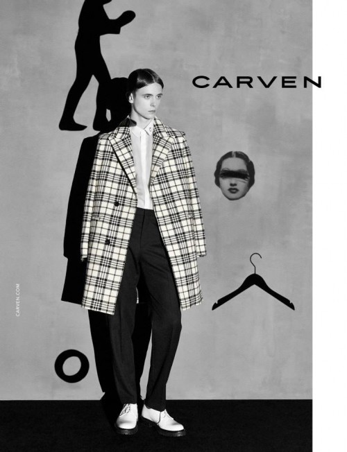 CARVEN FALL 2014 AD CAMPAIGN (2)