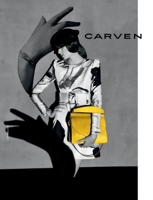 CARVEN FALL 2014 AD CAMPAIGN (3)