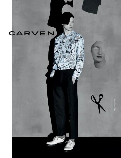 CARVEN FALL 2014 AD CAMPAIGN (4)