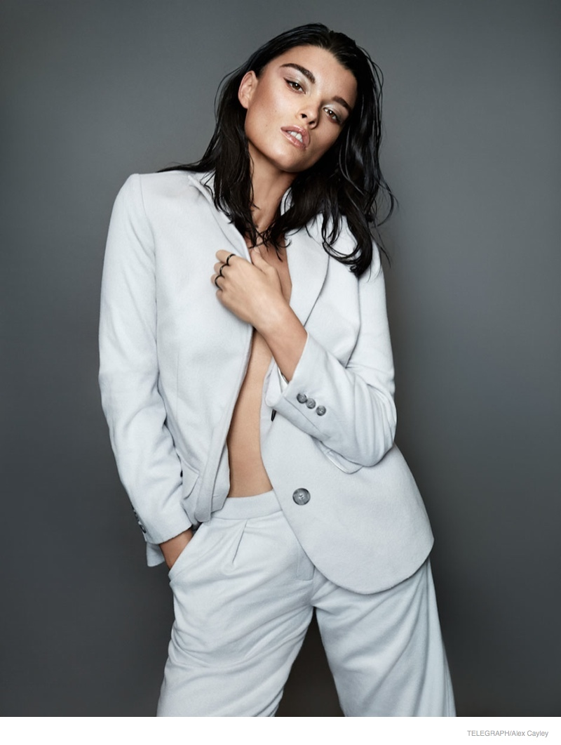 Crystal Renn by Alex Cayley for Telegraph Magazine (3)