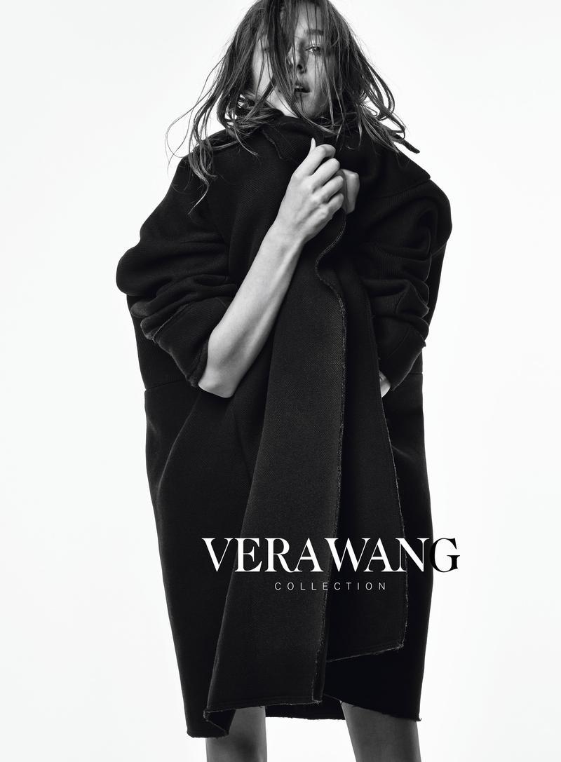 Vera Wang Fall Winter 2014 Ad Campaign (1)
