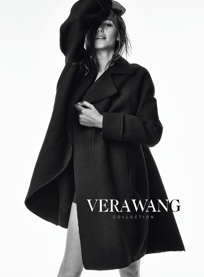 Vera Wang Fall Winter 2014 Ad Campaign (2)