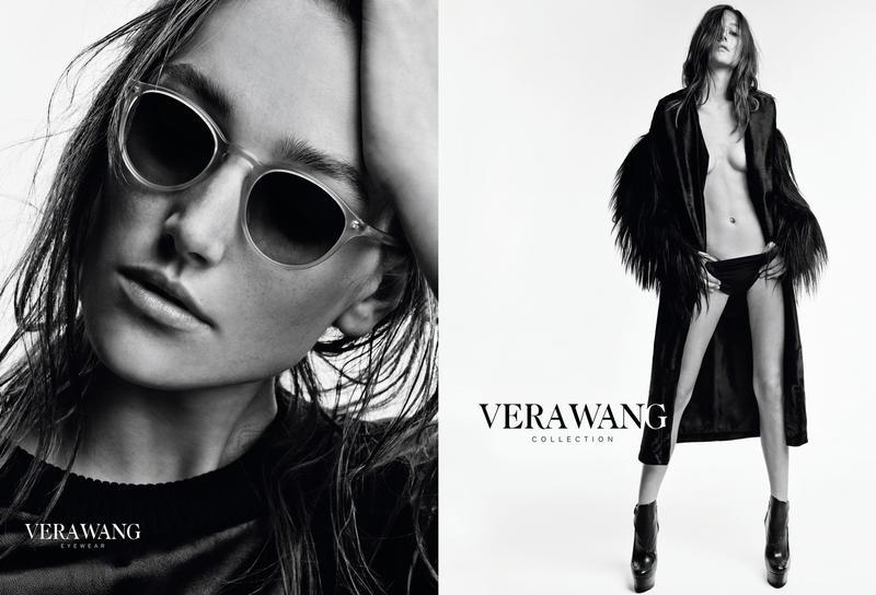 Vera Wang Fall Winter 2014 Ad Campaign (5)