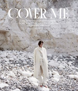 VOGUE NETHERLANDS SEPTEMBER 2014: COVER ME