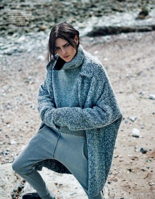 Vogue Netherlands September 2014_Emma Champtaloup_Annemarieke Van Drimmelen (6)