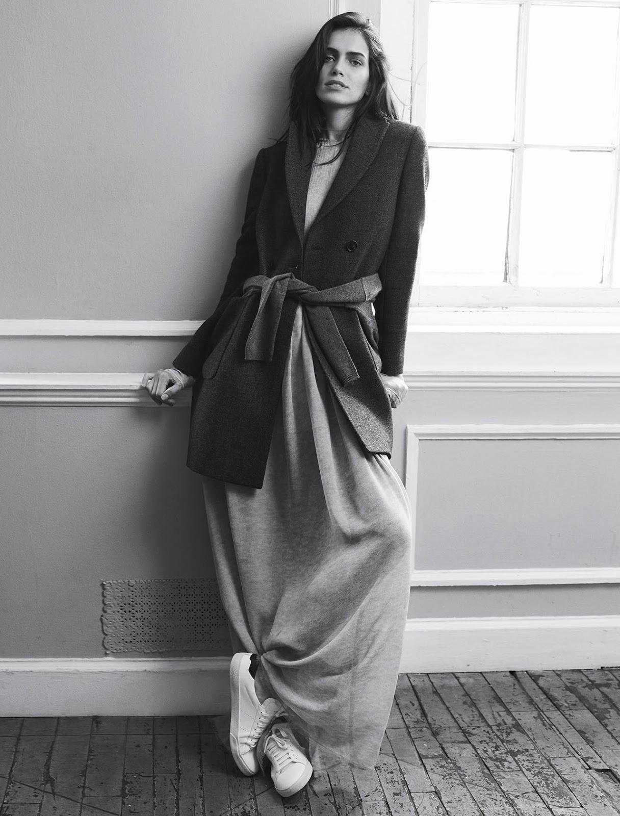 Amanda Wellsh for Vogue Spain September 2014 by Benny Horne (9)