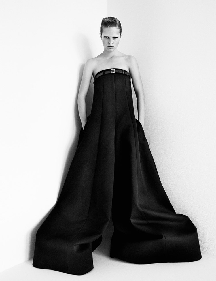 Anna Ewers By Patrick Demarchelier for Interview September 2014 (2)