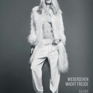 CLAUDIA SCHIFFER FOR SZ SEPTEMBER 2014