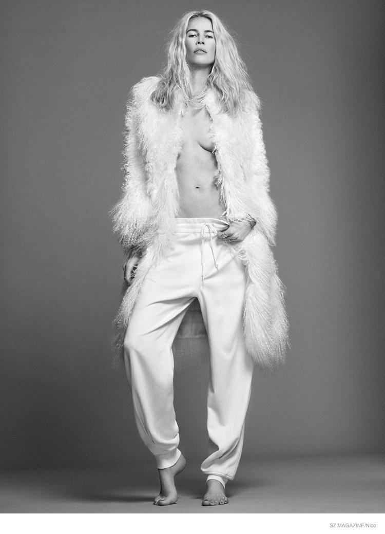 Claudia Schiffer for SZ September 2014 (5)
