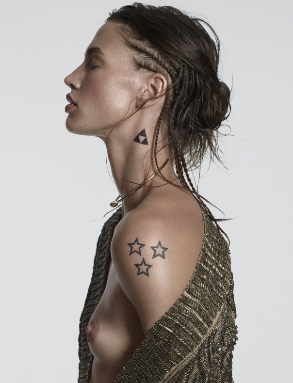 Crista Cober for Vamp Magazine No.2 by Santiago & Mauricio Sierra (1)