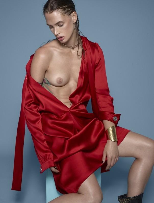 Crista Cober for Vamp Magazine No.2 by Santiago & Mauricio Sierra (6)