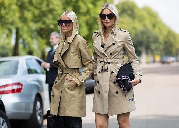 London Fashion Week Spring 2015 Street Style 23