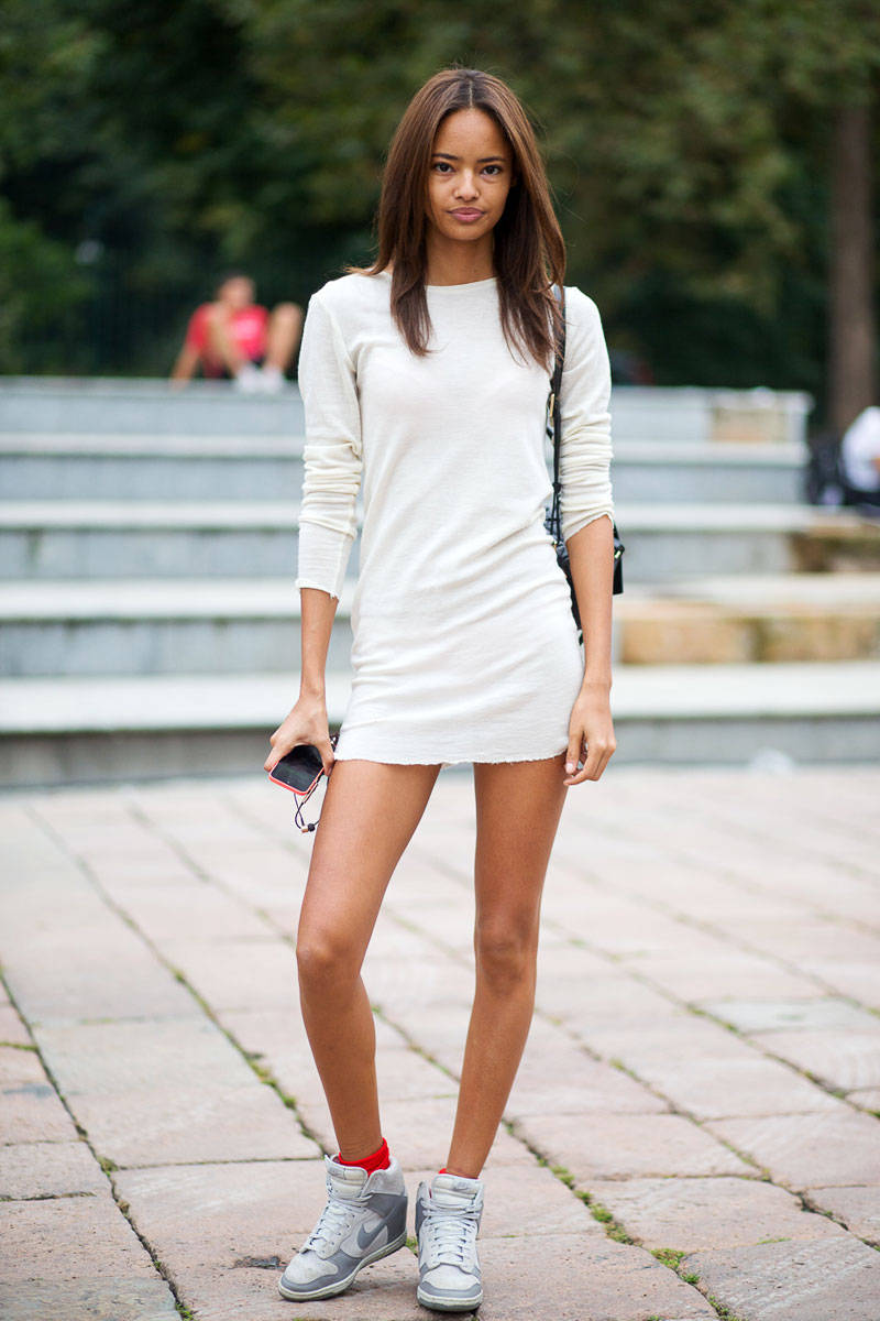 Milan Fashion Week Spring 2015 Street Style 39