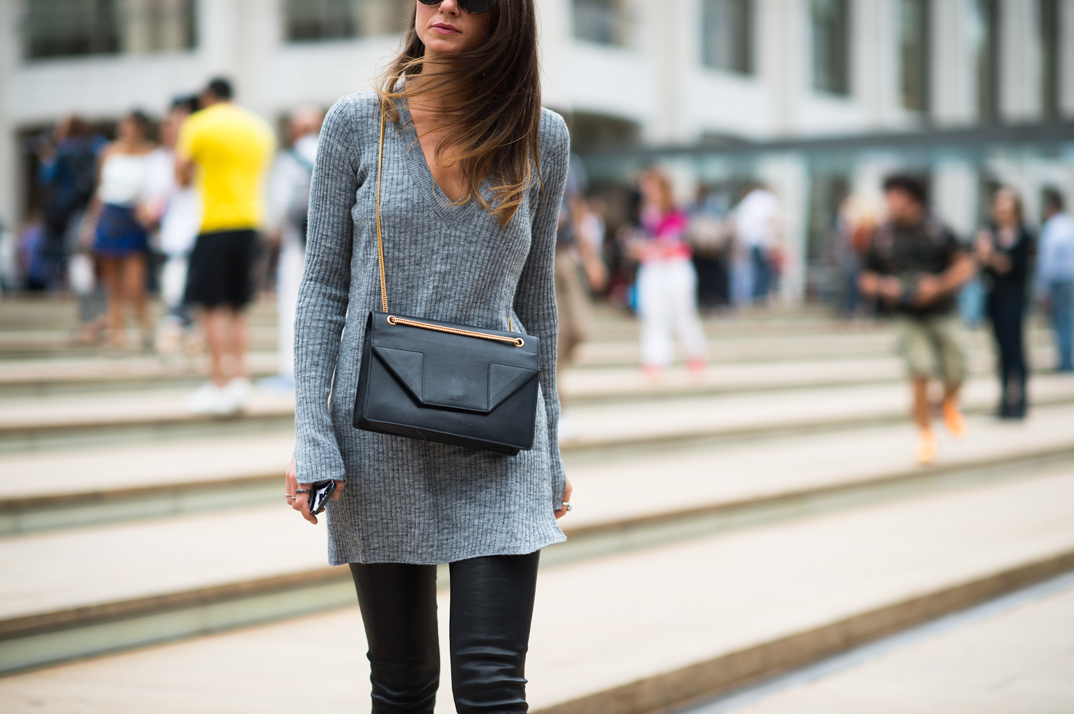 New York Fashion Week Spring 2015 Street Style Nyfw Spring 2015 Models Street Style 23