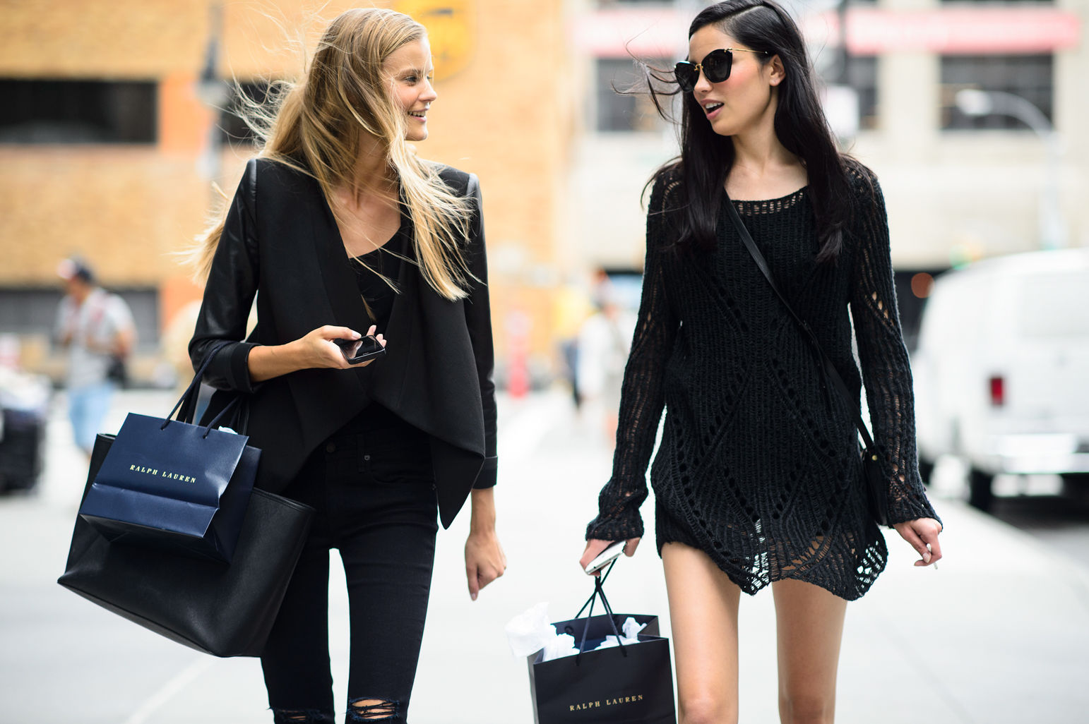New york fashion week spring 2015 street style nyfw for New york models