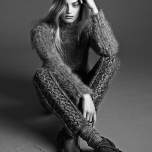 WSJ MAGAZINE SEPTEMBER 2014: COZY, WARM & OVERSIZED WOOLENS