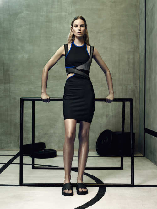 ALEXANDER WANG x H&M NEW COLLECTION LOOKBOOK (1)
