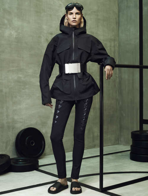 ALEXANDER WANG x H&M NEW COLLECTION LOOKBOOK (3)