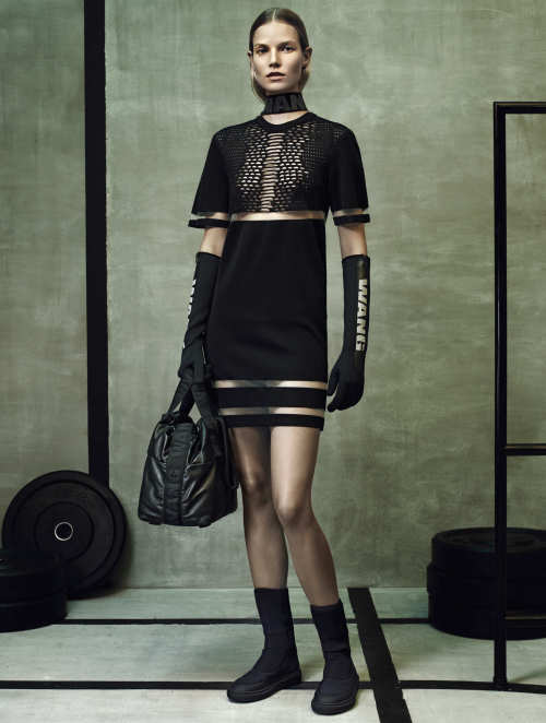 ALEXANDER WANG x H&M NEW COLLECTION LOOKBOOK (4)