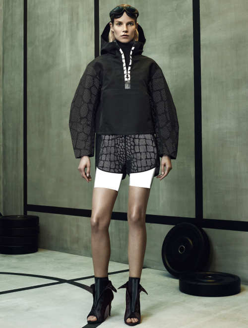ALEXANDER WANG x H&M NEW COLLECTION LOOKBOOK (5)