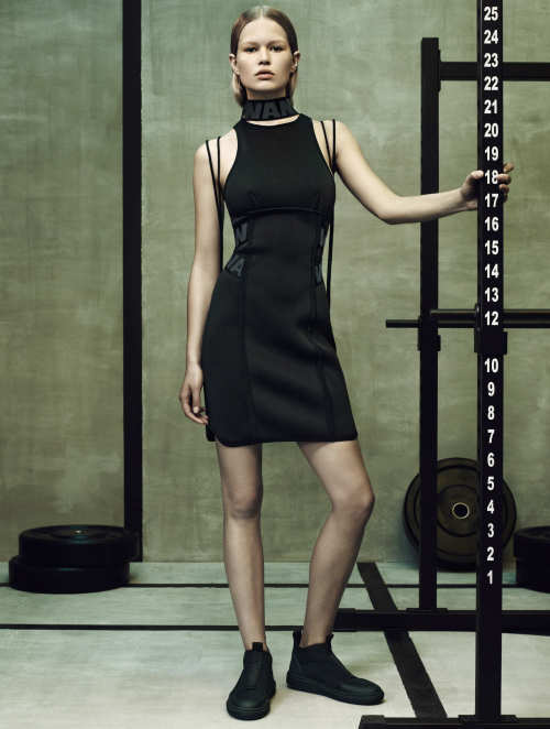 ALEXANDER WANG x H&M NEW COLLECTION LOOKBOOK (9)