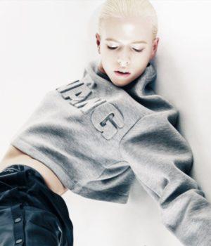 ALEXANDER WANG x H&M FOR L'OFFICIEL MEXICO NOVEMBER 2014