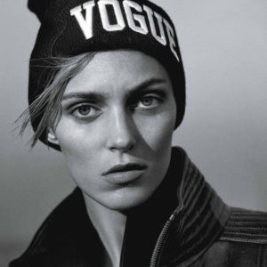 ANJA RUBIK IS BREAKING THE RULES FOR FLAIR MAGAZINE