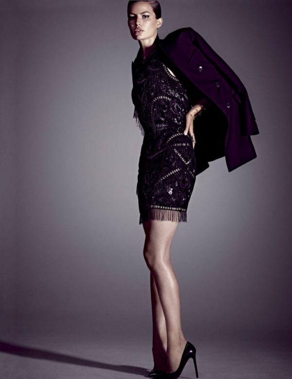 Cameron Russell for Vogue Mexico October 2014 (3)