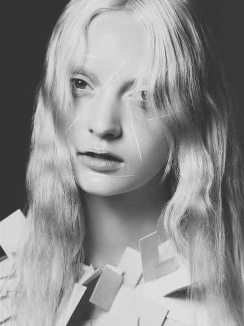 Codie Young For Rika Magazine Fall-Winter 2014 (5)