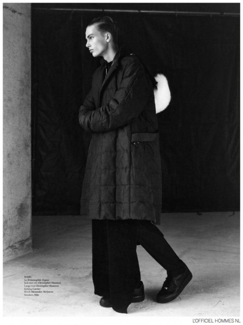 L'Officiel Hommes Netherlands FW 2014 Shadowplay (10)