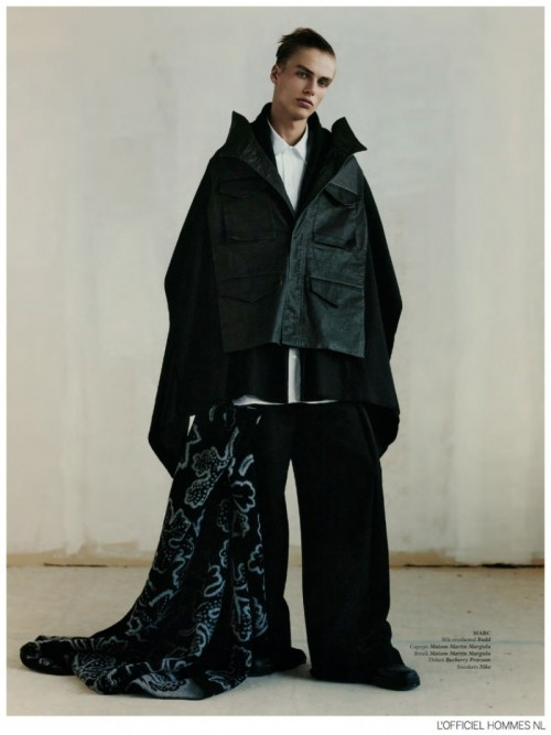 L'Officiel Hommes Netherlands FW 2014 Shadowplay (12)