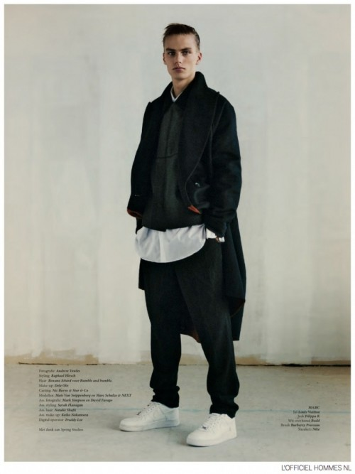 L'Officiel Hommes Netherlands FW 2014 Shadowplay (13)