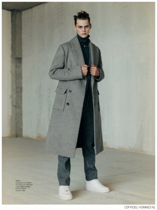 L'Officiel Hommes Netherlands FW 2014 Shadowplay (5)