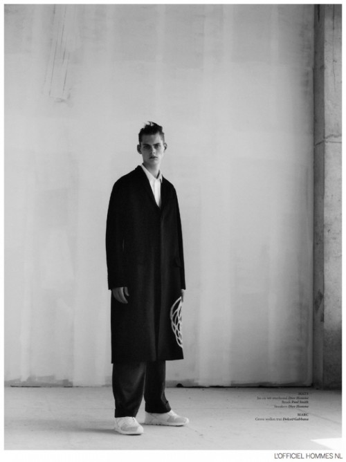 L'Officiel Hommes Netherlands FW 2014 Shadowplay (7)