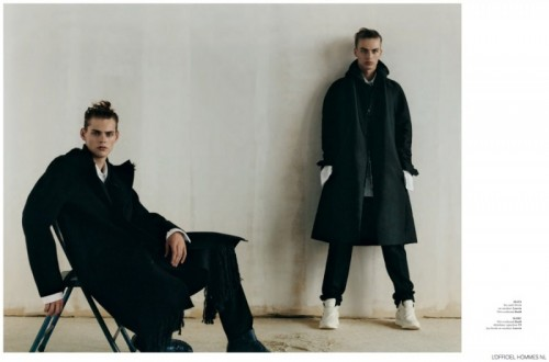 L'Officiel Hommes Netherlands FW 2014 Shadowplay (9)