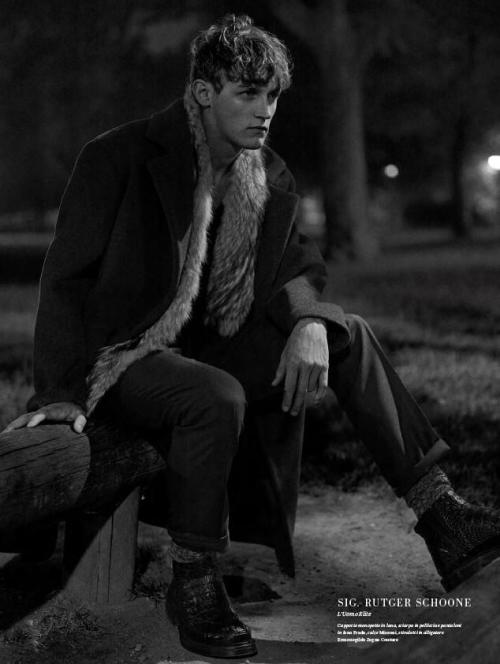 L'Officiel Hommes Italia FW 2014 Untitled 39 by Pablo Arroyo (8)