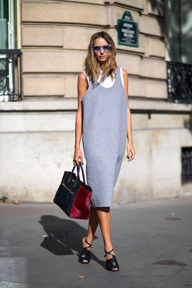 Paris Fashion Week Spring 2015 Street Style 70