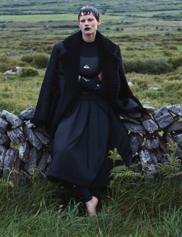 Saskia de Brauw for i-D Magazine Fall 2014 by Josh Olins (8)