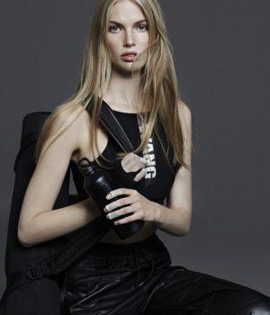 ALEXANDER WANG x H&M FOR HARPER'S BAZAAR TURKEY NOVEMBER 2014