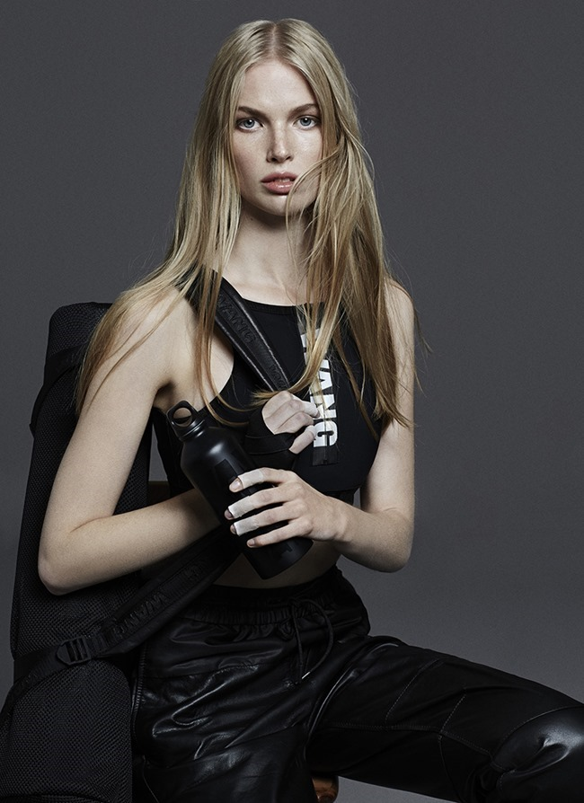 Alexander Wang x H&M For Harper's Bazaar Turkey November 2014 (1)