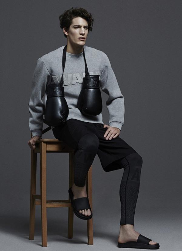 Alexander Wang x H&M For Harper's Bazaar Turkey November 2014 (3)