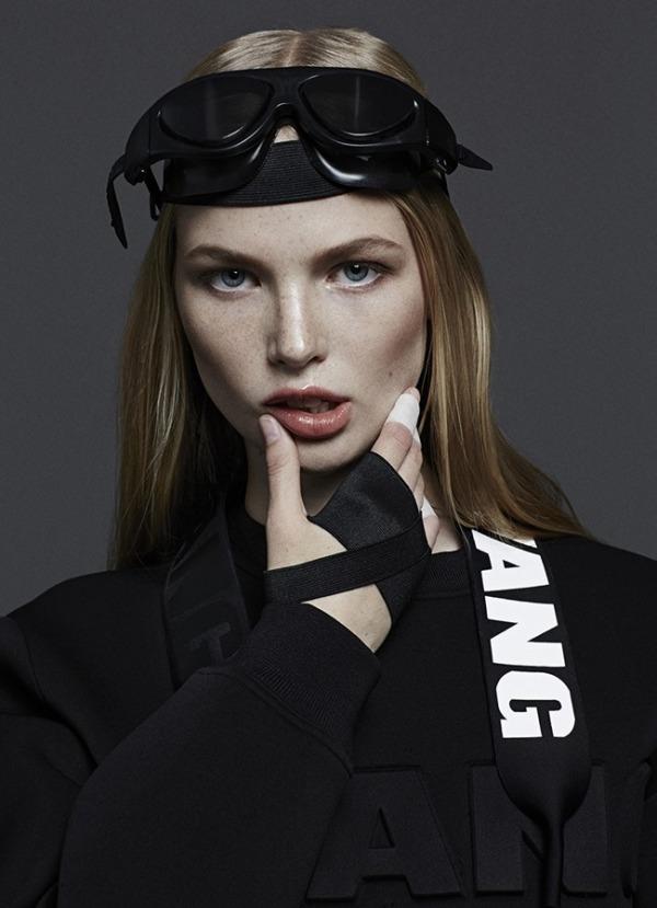 Alexander Wang x H&M For Harper's Bazaar Turkey November 2014 (4)