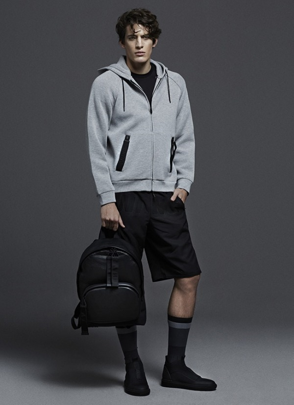 Alexander Wang x H&M For Harper's Bazaar Turkey November 2014 (5)