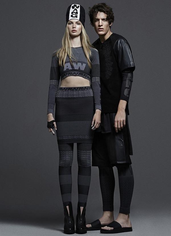 Alexander Wang x H&M For Harper's Bazaar Turkey November 2014 (7)