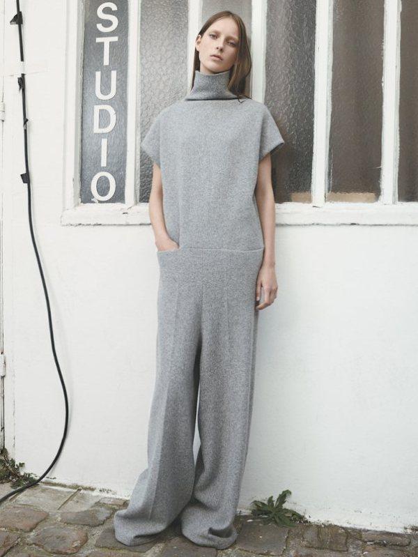 Julia Bergshoeff By Karim Sadli For The New York Times T Style Magazine November 2014 (7)